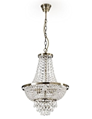 Abbey Large Statement Chandelier