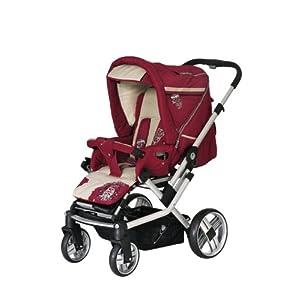Babywelt 13040072-496 (English Styli) - Kombiwagen Pro 4S