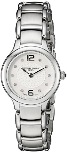 Frederique-Constant-Womens-Junior-Mother-of-Pearl-Dial-Stainless-Steel-Swiss-Quartz-Watch-FC-200WA1ER6B