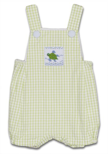 Sea Turtle Romper front-59601