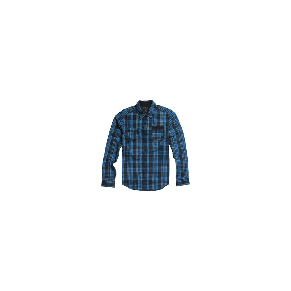 Fox Racing Potluck Woven Shirt   2X Large/Black