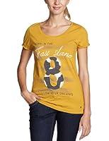 ONLY Damen T-Shirt 15068026/CHARLIZE 8/SPEED TOP BOX JRS Runder Tab