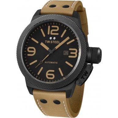 Imagen de TW Cantina Acero 50mm Automatic Reloj Hombre - TWA203
