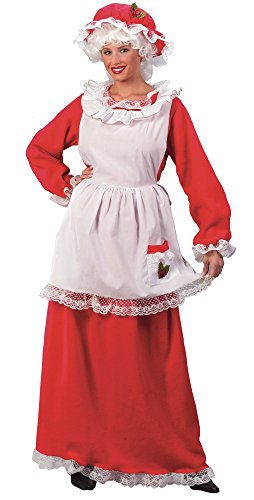 Fun World Costumes Women's Adult Mrs.Claus Promo Suit