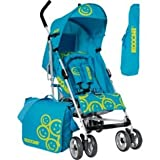 KOOCHI DIZI RAINCOVER FOR BUGGY STROLLER PUSHCHAIR
