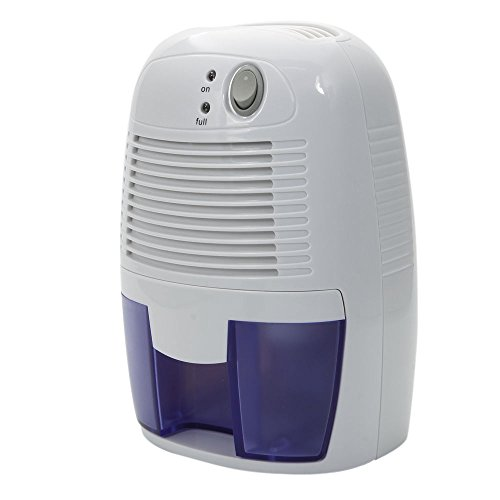 Portable Portable Quiet Electric Home Drying Moisture Air Room Dehumidifier air dehumidifiers small 500ml Mini (Electric Crawl Space Heater compare prices)