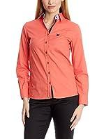 POLO CLUB Camisa Mujer Balsares (Naranja)