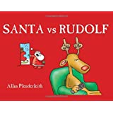 Santa vs Rudolfby Allan Plenderleith