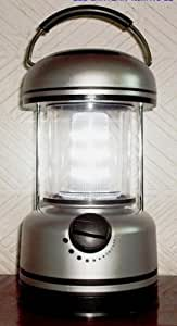 Journey's Edge Dual Powered LED Lantern