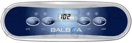 Balboa Ml400 Lcd 4-Button Panel Pn 52684