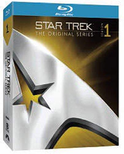 Star Trek: The Original Series - Remastered Season 1 [Blu-ray] [UK Import]