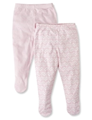 2 Pack Pure Cotton Doll Crawler Bottoms