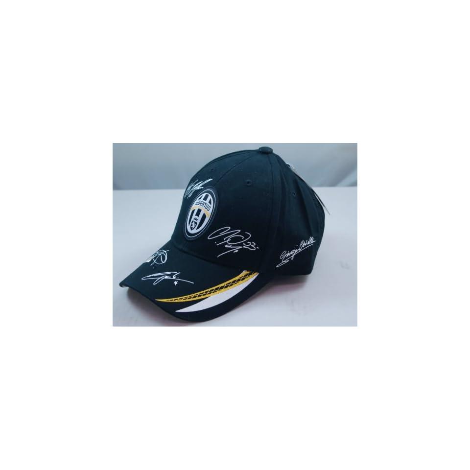 JUVENTUS OFFCIAL TEAM LOGO CAP/HAT   JU004