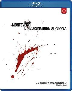 Lincoronatione Di Poppea Euroarts 2058924 Blu-ray 2012 from Euroarts