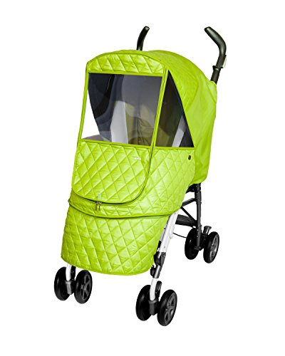 Manito Castle Alpha Stroller Weather Shield (Green)