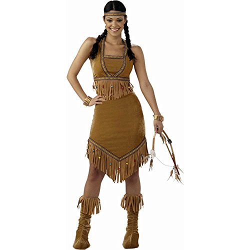 Native American Princess Adult Costume - Standard