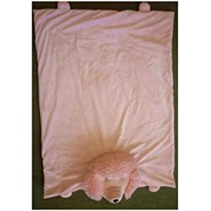 Animal Pillow Blanket : Amazon.com - Cuddlee Pet Pillow Slumber Mat Animal Blanket - Poodle - Bed Blankets