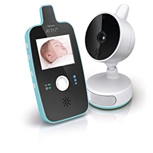 Philips Avent Digital Video Baby Monitor with Night Vision