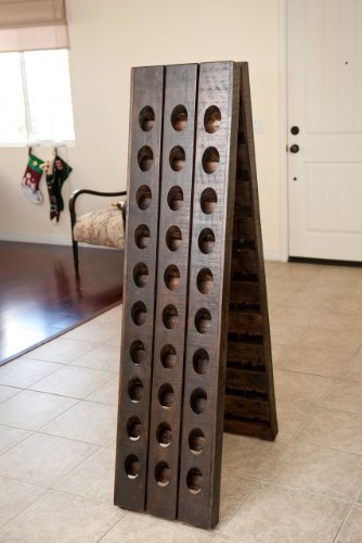 60 Bottle wine/champagne Riddling Rack- Floor