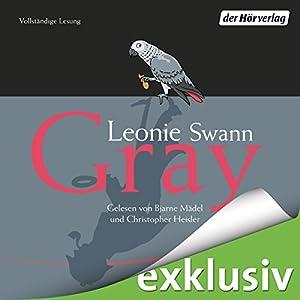 Gray Hörbuch von Leonie Swann Gesprochen von: Bjarne Mädel, Christopher Heisler