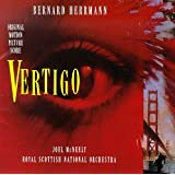Vertigo: Original Motion Picture Score (1995 Re-recording) ~ Bernard Herrmann