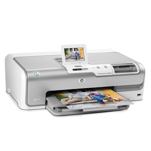 HP D7460 Photosmart Printer