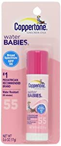 Amazon Com Coppertone Waterbabies Stick Spf 55 0 6 Ounce
