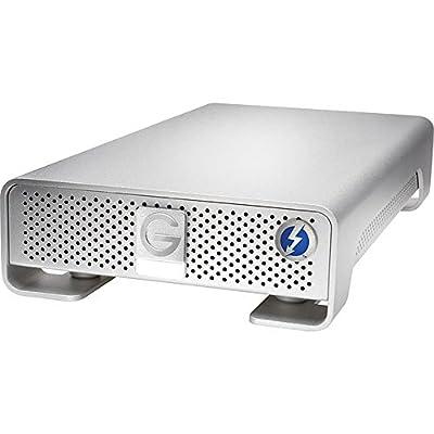 G-Technology G-DRIVE with Thunderbolt High-Performance Storage Solution 6TB (Thunderbolt, USB 3.0) (0G04023)