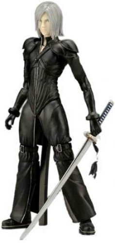 Final Fantasy VII Movie Advent Children: Kadaj Play Arts Action Figure