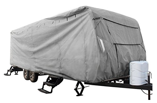 Leader Accessories Travel trailer rv cover fits 18'-20' 3 layers SFS Size 246