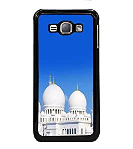 printtech Allah Muslim God Mosque Back Case Cover for Samsung Galaxy J1 (2016) :: Samsung Galaxy J1 (2016) Duos with dual-SIM card slots :: Galaxy Express 3 J120A (AT&T); J120H, J120M, J120M, J120T