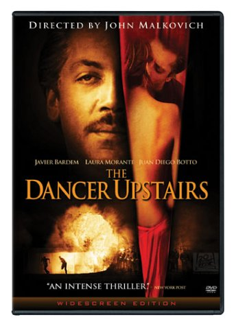 Cover art for  The Dancer Upstairs