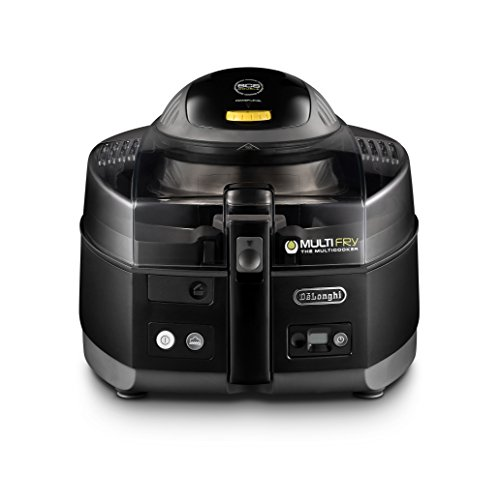 De'Longhi FH1163 MultiFry, air fryer and Multi Cooker, Black (Delonghi Multicooker compare prices)