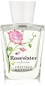 Crabtree & Evelyn Rosewater Edt, 100ml