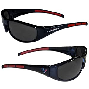 Brand New Houston Texans Wrap Sunglasses by Things for You
