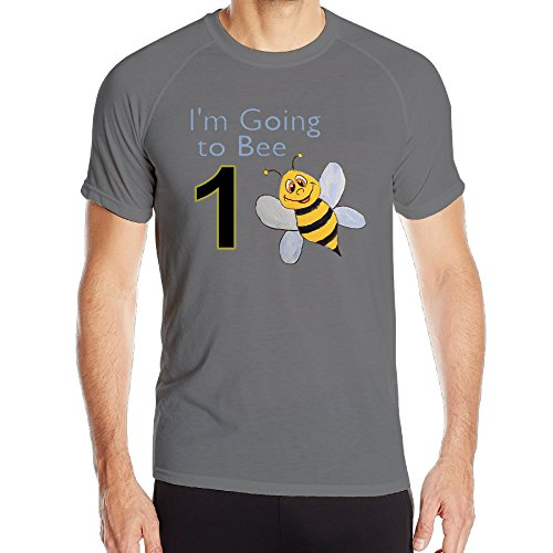 Mens Guys Personalized Bee Birthday Shirt Im Going To Bee Sports Shirts Fine Graphic (Halloween Costum Ideas)