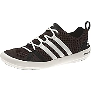 Adidas Men's Climacool Boat Lace Water Shoes - Mustang Brown/ Chalk/ Black 7