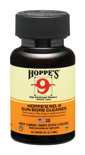Hoppe's No. 9 Solvent, 5 Ounce Clam E/F