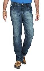 PRANKSTER Plus Size Men's Jeans (42)