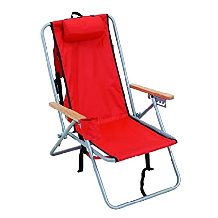 Our Rio Beach 4 Position Backpack Chairs are perfect for the beach, the sideline of a sports game, the park or even to an outdoor venue.