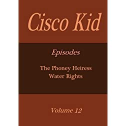 Cisco Kid - Volume 12