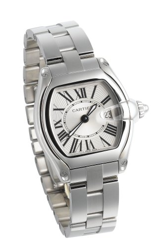 Cartier Roadster Dual Bracelet Ladies Watch W62016V3