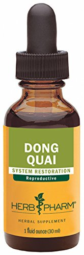 Herb Pharm Dong Quai Extract for Female Reproductive System Support - 1 Ounce