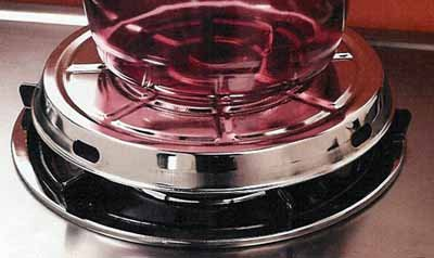 ChefLand Heat Master Flame Tamer, 8-Inch