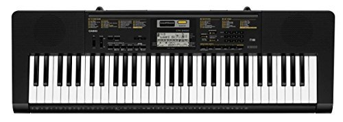 Casio - Portable Keyboard with 61 Piano-Style Keys