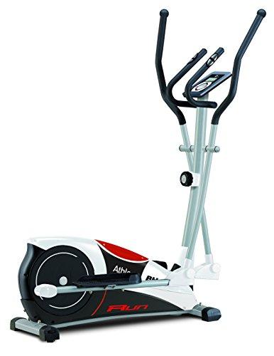 BH Fitness ATHLON RUN G2334RF bicicletta ellittica magnetica con regolazione manuale della resistenza