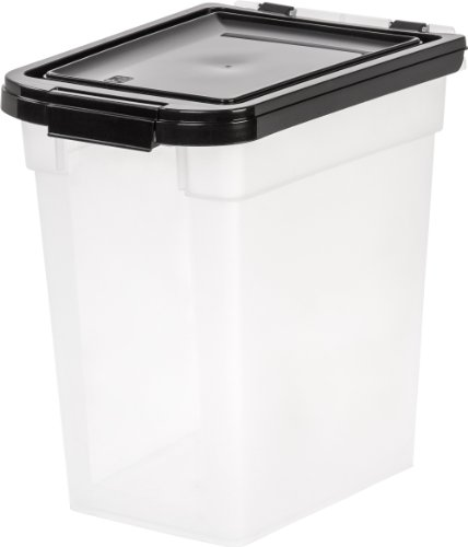 IRIS Nesting Airtight Pet Food Container (Iris Usa Inc compare prices)