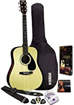 Yamaha GIGMAKERDLX Gigmaker Deluxe Acoustic Guitar Package