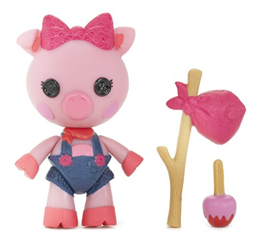 Lalaloopsy Mini Pet Pals Doll- Belly Curly Tail