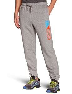 Puma Foundation Pantalon homme Medium Grey Heather XL